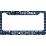My Father My Hero License Plate Frame (Personalized)