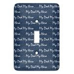 My Father My Hero Light Switch Covers (Personalized)
