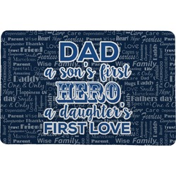 My Father My Hero Comfort Mat (Personalized)