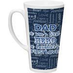 My Father My Hero Latte Mug (Personalized)