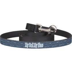 My Father My Hero Pet / Dog Leash (Personalized)