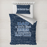 My Father My Hero Toddler Bedding