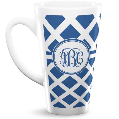 Diamond 16 Oz Latte Mug (Personalized)