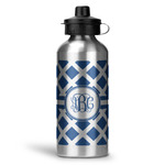 Diamond Water Bottle - Aluminum - 20 oz (Personalized)