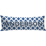 Diamond Body Pillow Case (Personalized)