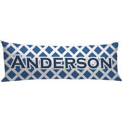 Diamond Body Pillow Case (Personalized)