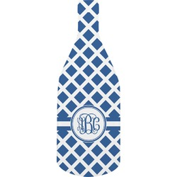 Diamond Bottle Shaped Cutting Board (Personalized)