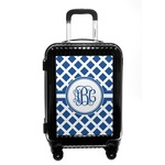Diamond Carry On Hard Shell Suitcase (Personalized)