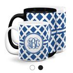 Diamond Coffee Mugs (Personalized)