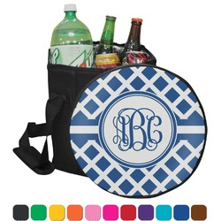 Diamond Collapsible Cooler & Seat (Personalized)