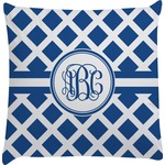 Diamond Decorative Pillow Case (Personalized)