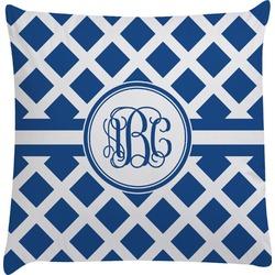 Diamond Decorative Pillow Case (Personalized)