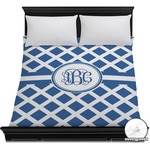 Diamond Duvet Cover (Personalized)