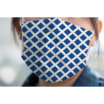 Diamond Face Mask Cover (Personalized)