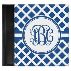 Diamond Genuine Leather Baby Memory Book (Personalized)