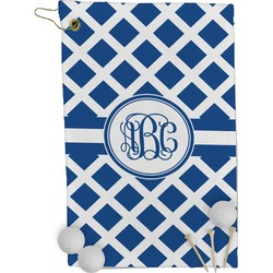 Diamond Golf Towel - Full Print (Personalized)