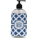 Diamond Plastic Soap / Lotion Dispenser (Personalized)