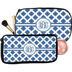 Diamond Makeup / Cosmetic Bag (Personalized)