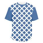Diamond Men's Crew T-Shirt (Personalized)