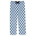 Diamond Mens Pajama Pants (Personalized)