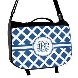 Diamond Messenger Bag (Personalized)