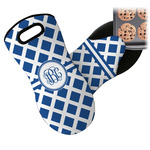 Diamond Neoprene Oven Mitt (Personalized)