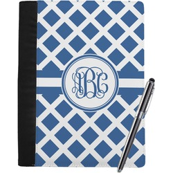 Diamond Notebook Padfolio (Personalized)