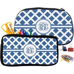 Diamond Pencil / School Supplies Bag (Personalized)