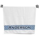 Diamond Bath Towel (Personalized)