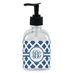 Diamond Soap/Lotion Dispenser (Glass) (Personalized)