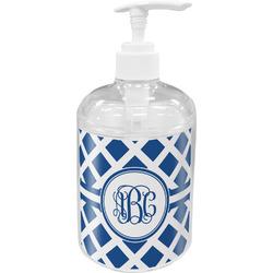 Diamond Acrylic Soap & Lotion Bottle (Personalized)