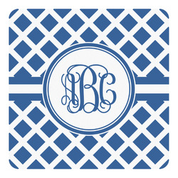 Diamond Square Decal - Medium (Personalized)