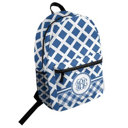 Diamond Student Backpack (Personalized)