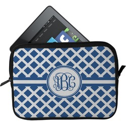 Diamond Tablet Case / Sleeve (Personalized)
