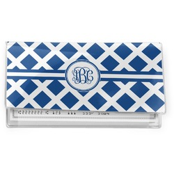 Diamond Vinyl Checkbook Cover (Personalized)