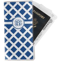 Diamond Travel Document Holder