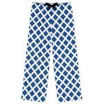 Diamond Womens Pajama Pants (Personalized)