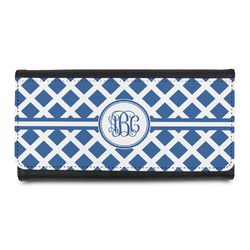 Diamond Leatherette Ladies Wallet (Personalized)