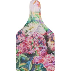 Watercolor Floral Cheese Board