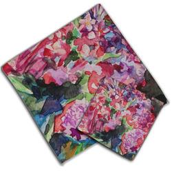 Watercolor Floral Cloth Napkin