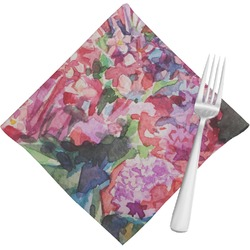 Watercolor Floral Napkins (Set of 4)