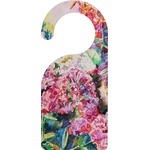 Watercolor Floral Door Hanger