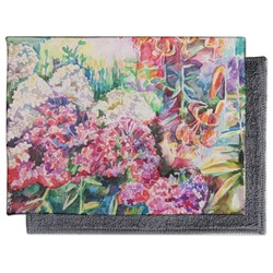 Watercolor Floral Microfiber Screen Cleaner