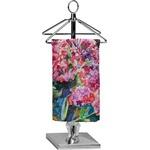 Watercolor Floral Finger Tip Towel - Full Print