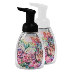 Watercolor Floral Foam Soap Bottle