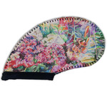 Watercolor Floral Golf Club Cover
