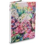 Watercolor Floral Hardbound Journal
