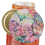 Watercolor Floral Jar Opener