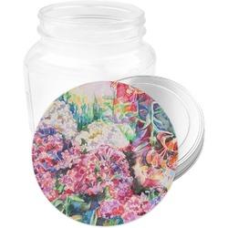 Watercolor Floral Jar Opener