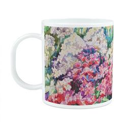 Watercolor Floral Plastic Kids Mug